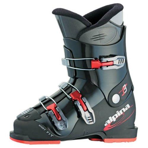 Junior ski boots New Alpina J3 US 7.5 , mondo 25.5 New ski boots ...