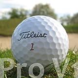 100Titleist Pro V1Lake Balls-AAA/AA Grade Golf Balls