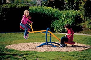Gym Dandy Teeter-Totter Home Seesaw Playground Set TT-210 by Gym Dandy