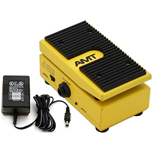 amt-llm2-little-loudmouth-volume-pedal-llm-2-w-9v-power-supply