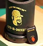 RC Products Larry The Cable Guy Remote Controlled Koozie Beer Pager (Bl./Yellow)