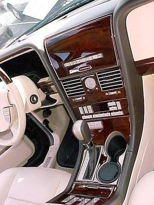 Amazon lincoln navigator interior burl wood dash trim kit set lincoln navigator interior burl wood dash trim kit set 2003 2004 sciox Gallery