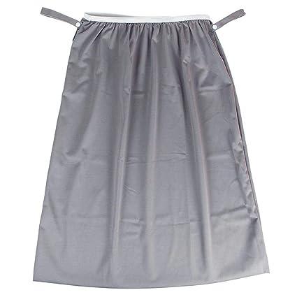 Househome Cestos para la Colada, Dirty Pañales Wet Bag Hamper Storage Bolsa de Almacenamiento Bolsa de Pañal de Tela, Lavandería, Kitchen Basura, ...