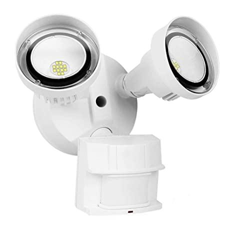 Cinoton 30w Led Flood Security Motion Light Outdoor 250w