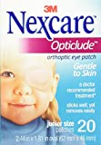 Nexcare Opticlude Orthoptic Eye Patches, 4 Count