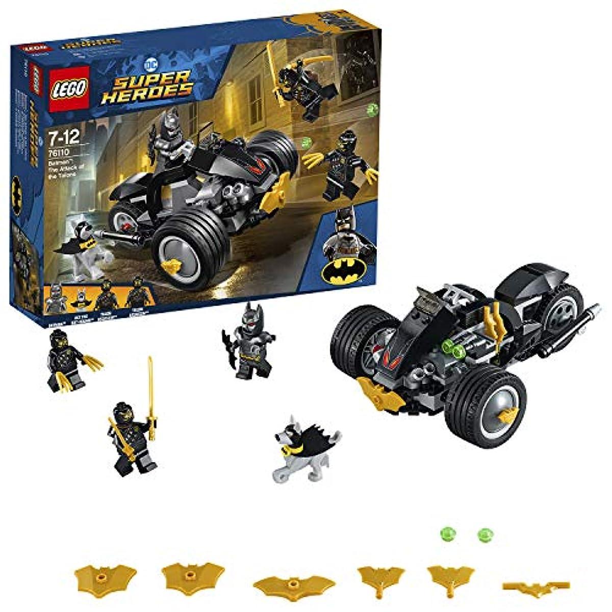 [해외] 레고(LEGO)슈퍼히어로즈 배트맨:talon의 공격 76110