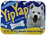 Chomp Yip Yap Breath Fresheners For Dogs (1, 1.4-Ounce Tin)