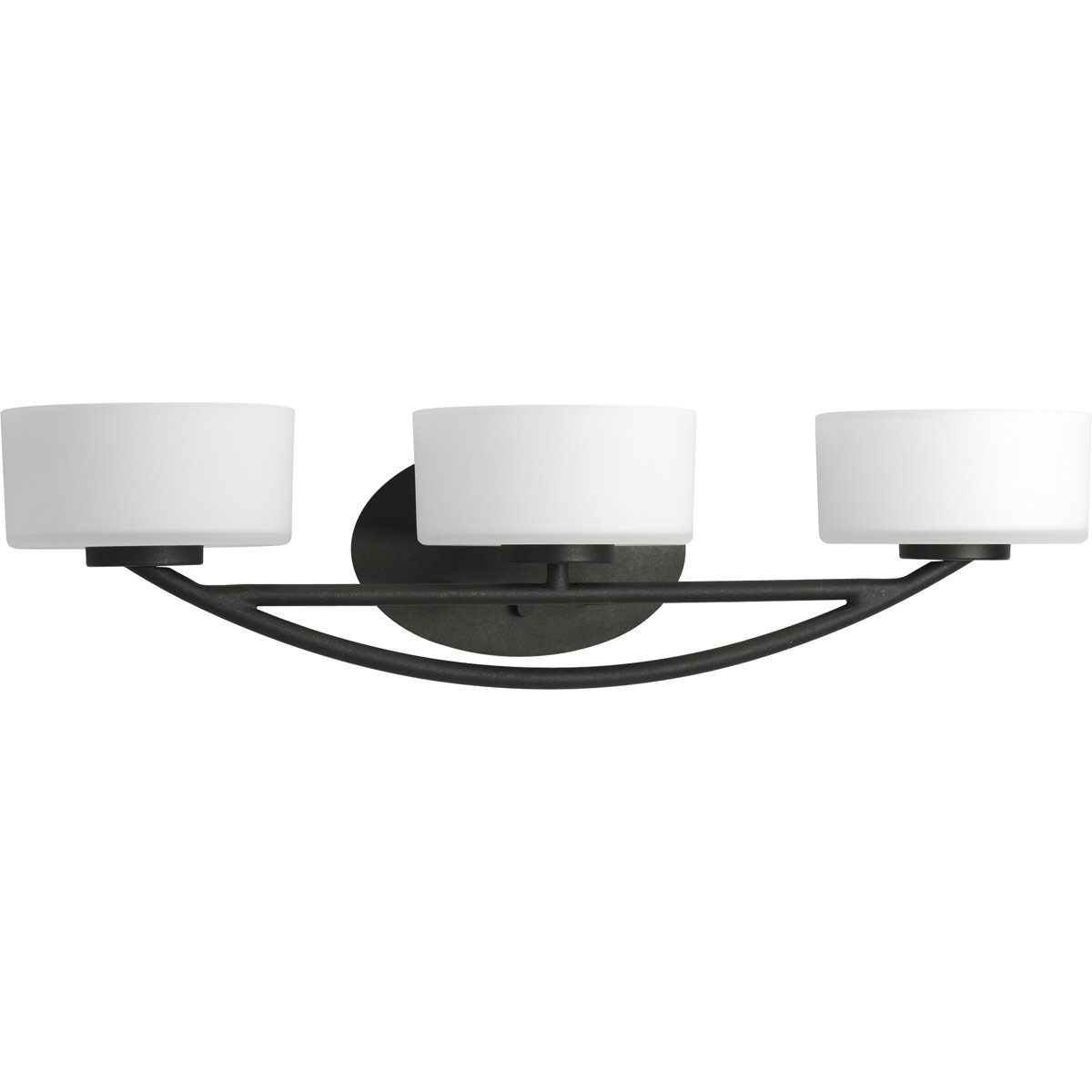 progress lighting p322380wb calven three light bath vanity forged black finish vanity lighting fixtures amazoncom