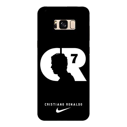 f57917900b2 Lewis Originals CR7 Face Mobile Cover for Samsung S8  Amazon.in  Electronics