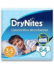 Ahorra en DryNites - Calzoncillos absorbentes para niño