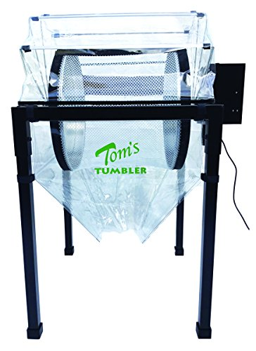 Tom's Tumbler TTT 2600 Commercial Trimmer | Precision Heavy Duty Industrial Grade High Powered Trimmer (Precision Tumbler)
