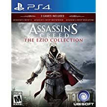 Assassin's Creed The Ezio Collection-PlayStation 4