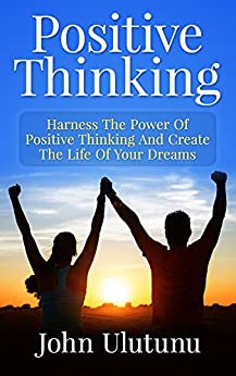 Positive Thinking Harness Create Mastery ebook product image