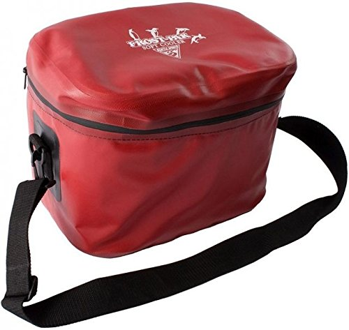 Built U.S.A. Seattle Sports Frost Pack 19-Quart Soft Cooler (Red) - Excursion Pak
