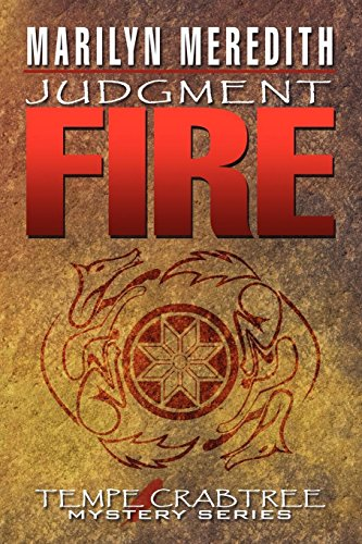 Book: Judgment Fire by Marilyn Meredith