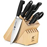 ZWILLING J.A. Henckel's Four Star 8 Piece Knife Block Set