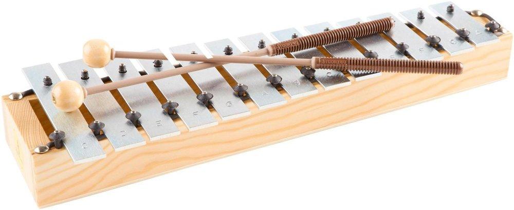 Studio 49 Series 2000 Soprano Glockenspiel Level 2 Diatonic Soprano 888365720760 SGd