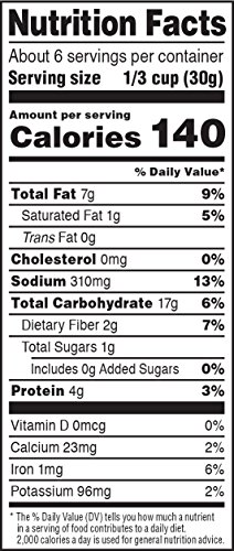 Snak Club Spicy Party Snack Mix, 6.75-Ounces, 6-Pack by Snak Club (Image #3)'