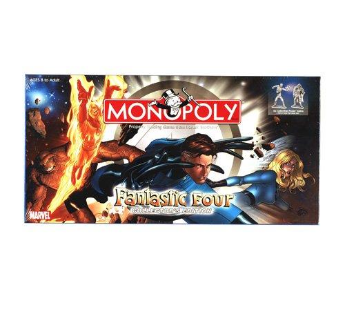Monopoly Fantastic Four ()