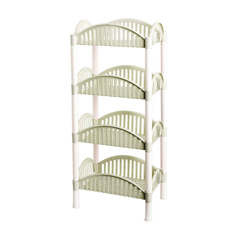 Amazon.de: Storage rack. Küchenregal - Kunststoff-Multilayer ...