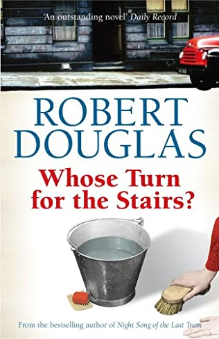 book cover of Whose Turn for the Stairs?