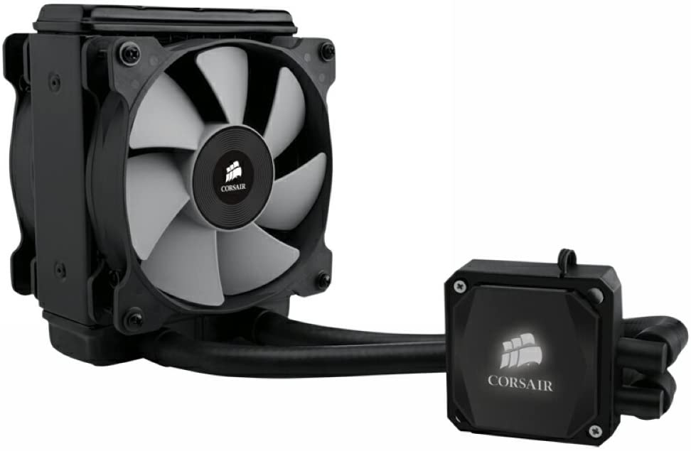 Corsair H80i - Ventilador de PC, color negro: Amazon.es: Informática