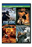 King Kong / The Mummy (1999) / The Scorpion King / Van Helsing Four Feature Films