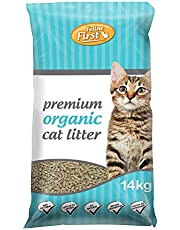 Feline First Premium Organic Cat Litter 14 kg
