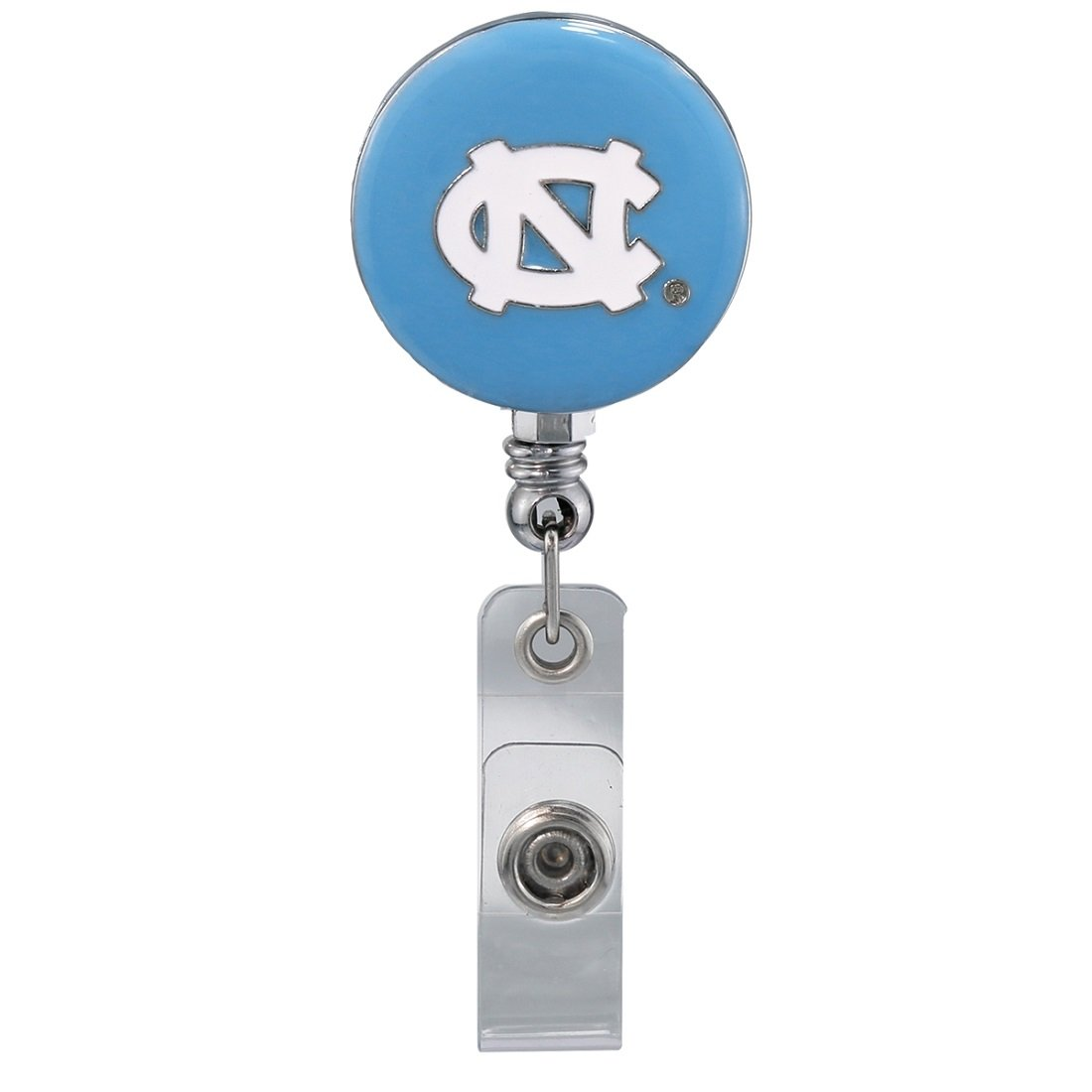 SANDOL University of North Carolina Retractable Badge Reel