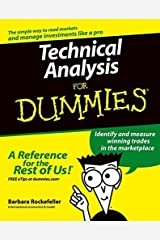 Technical Analysis For Dummies 1st edition by Rockefeller, Barbara (2004) Paperback Paperback