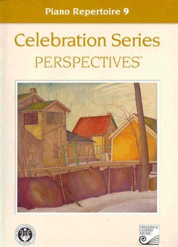 Piano Repertoire 7 (Celebration Series Perspectives®)
