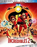 INCREDIBLES 2 [Blu-ray] Image