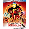 Incredibles 2 (Blu-ray + DVD + Digital HD)