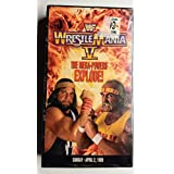 WWF - Wrestlemania 5 April 2, 1989: Randy Savage Vs Hulk Hogan