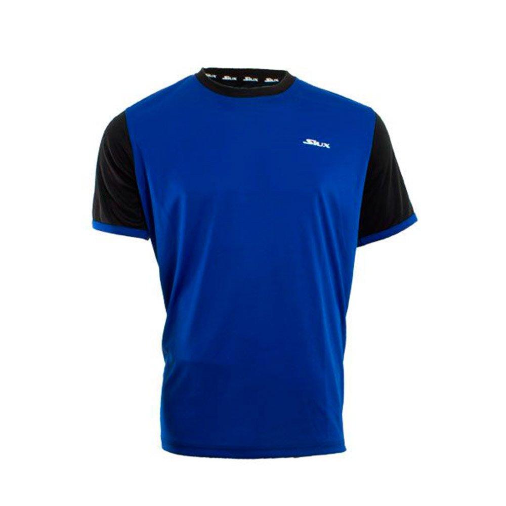 Siux Camiseta Hermes Azul Negro: Amazon.es: Deportes y aire libre