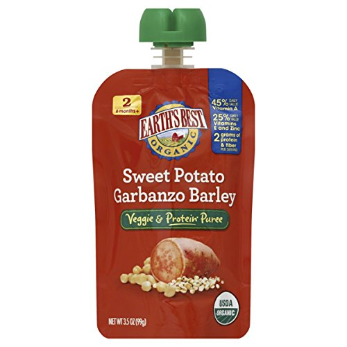 organic baby food sweet potato - 8