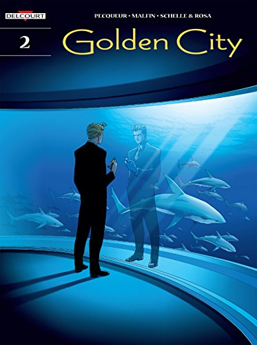 Golden City Vol. 2: Banks vs. Banks by [Pecqueur, Daniel]