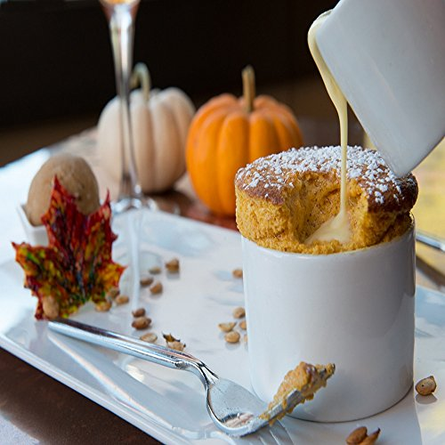 Pumpkin Souffle - PUMPKIN SOUFFLE FRAGRANCE OIL - 4 OZ - FOR CANDLE & SOAP MAKING BY VIRGINIA CANDLE SUPPLY WITH WITHIN USA