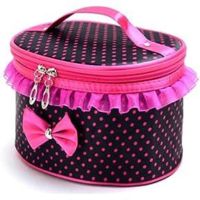Makeup Cosmetic Bag,kaifongfu Portable Travel Toiletry Makeup Cosmetic Bag