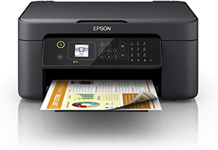 Fax e Scansione Epson WF-2540WF Multifunzione Ink-Jet a Colori Copia Funzione Stampa