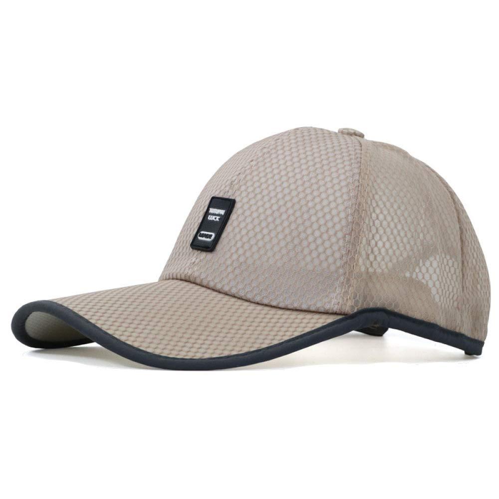 woyaochudan Sombrero de Sol de Verano para Hombres, Sombrero ...