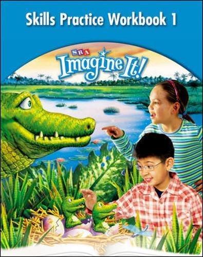 Imagine It! Skills Practice, Level 3 Book 1