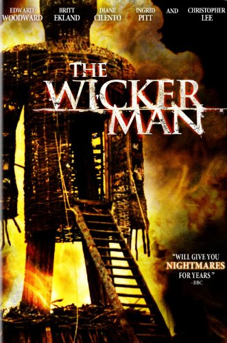 Man Island Wicker (The Wicker Man (1973))