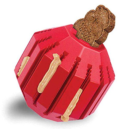 KONG Stuff-A-Ball Dog Toy Large Red