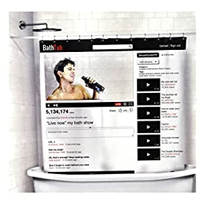 Online Bath Shower Curtain