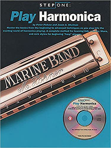 Step One: Play Harmonica (with CD)