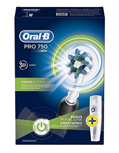 Amazon.com: Braun Oral-B Pro 750 Black: Kitchen & Dining