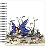ECOeverywhere Faery Tales Picture Photo Album, 18 Pages, Holds 72 Photos, 7.75 x 8.75 Inches, Multicolored (PA12172)