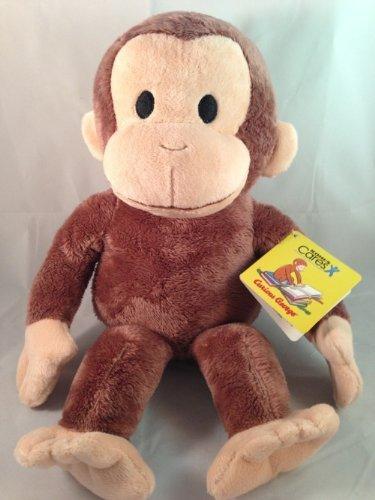 NWT 2013 PLUSH Kohls Cares Curious George MONKEY Animal Stuffed Adorable NEW 14