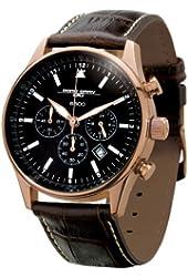 Jorg Gray Non Commemorative Chrono Black Dial Men's watch #JG6500-51NC